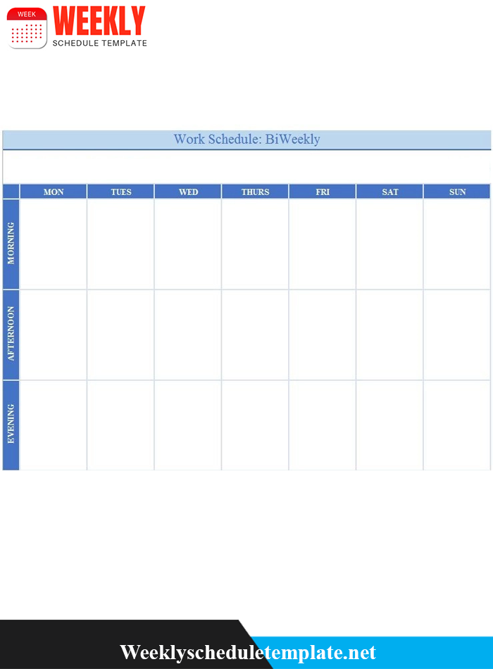 Free Weekly Planner Template 2019 in Word